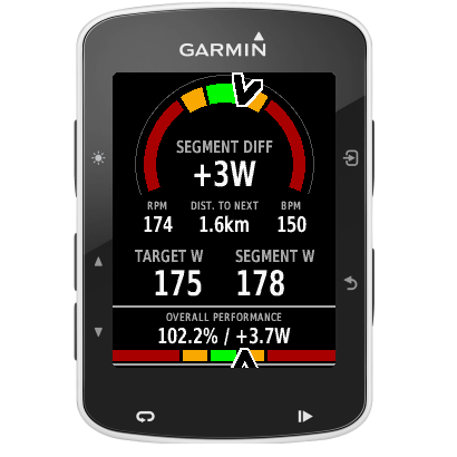 Your Bike Split Perfected Garmin Connect Iq