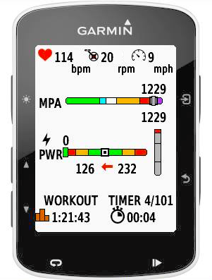 Xert Workout Player | Garmin Connect IQ