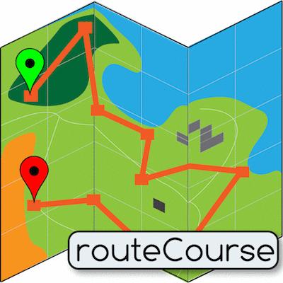 routeCourse | Garmin Connect IQ