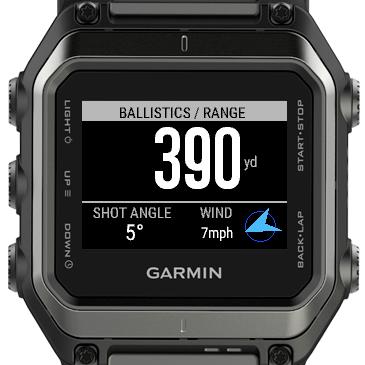Ballistics | Garmin Connect IQ