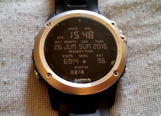 Back To The Future | Garmin Connect IQ