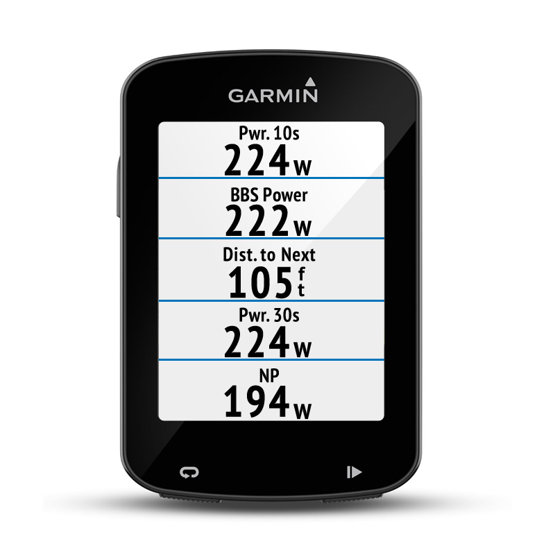 Best Bike App >> Best Bike Split Power Targets Garmin Connect Iq